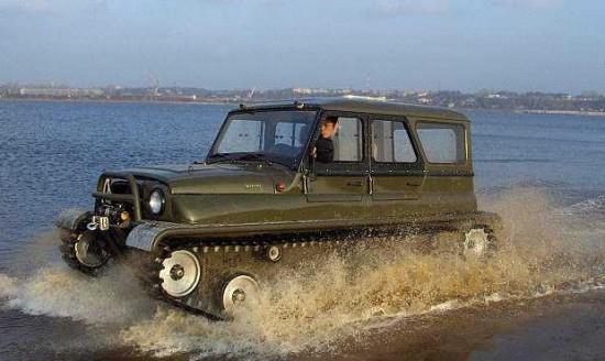 Тюнинг отечественных автомобилей
